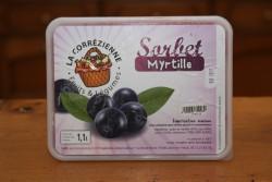 Sorbet Myrtille